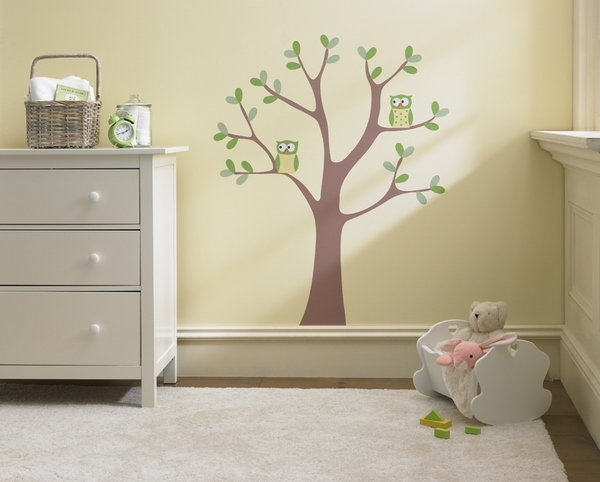 kids-room-Feng-Shui-decorating-ideas-wall-sticker-tree