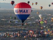 RE/MAX balon – takrat & sedaj