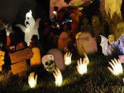 Pretvorite svoj dom v hišo strahov – Noč čarovnic