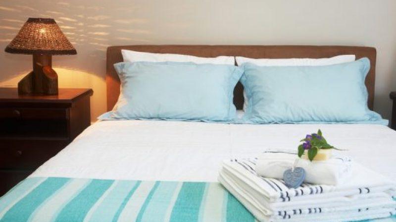 Nekaj nasvetov za pripravo sobe za goste