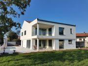 Graditi zidano ali montažno skoraj ničenergijsko hišo?