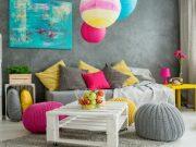 Preklopite na barve v vašem domu