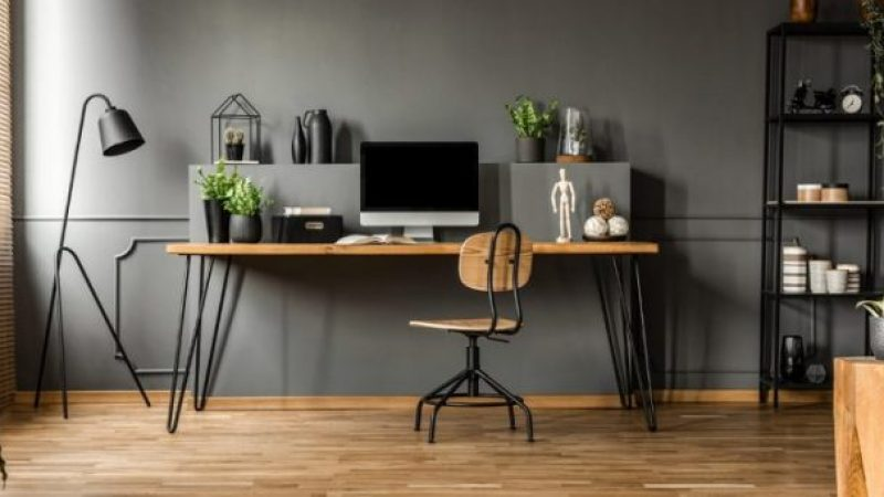 Kako lahko prostor za domačo pisarno poveča povpraševanje kupcev?